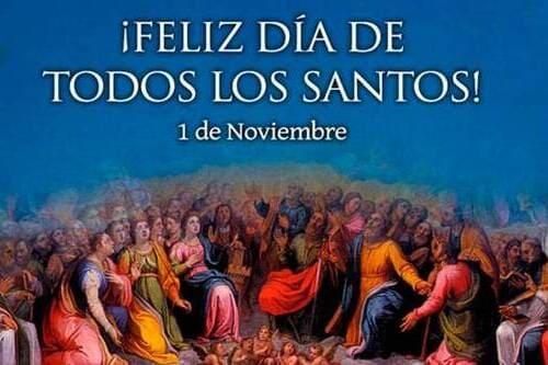 День всех святых Хэллоуин в Испании
