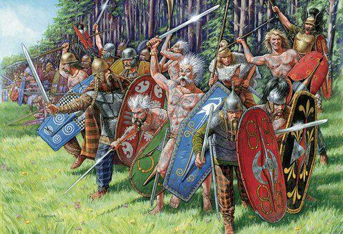 Древняя история Испании кельты
