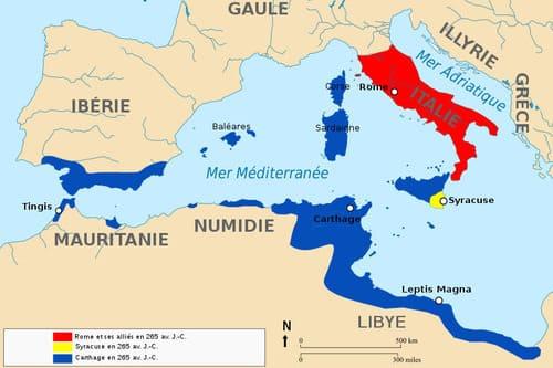 Древняя история Испании Карфаген