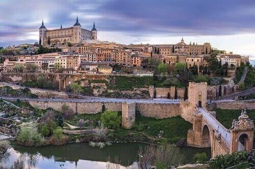 История средневековой Испании Толедо