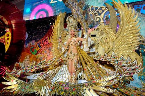 Карнавал на Коста дель Соль Испания