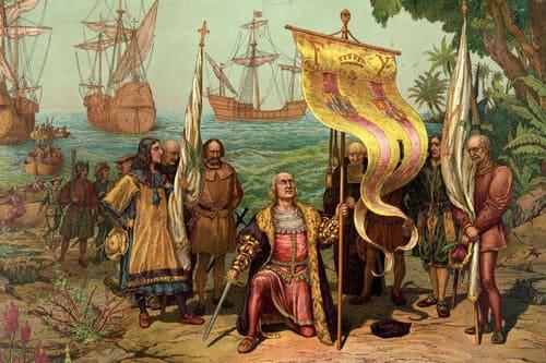Испания Золотой век Колумб открытие Америки