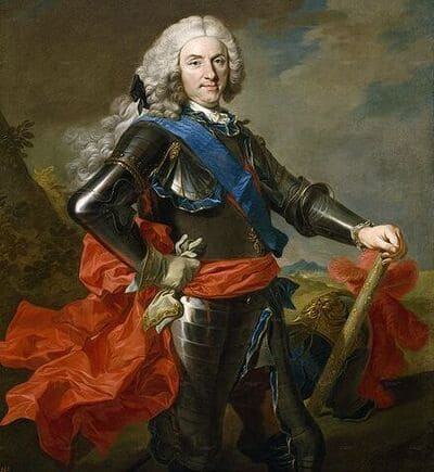Король Испании Филипп V