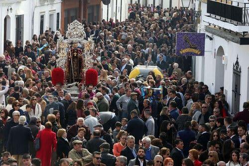 Праздник Сан Антонио Абад