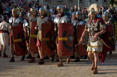 Римские воины