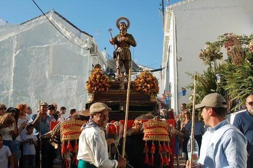 Праздник Сан Исидро Лабрадор