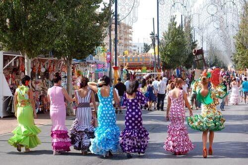Международная ярмарка Фуэнхирола