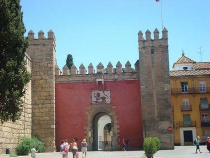 Севилья Королевский дворец