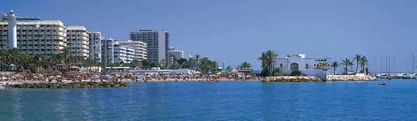 Пляж Эль Фаро Марбелья
