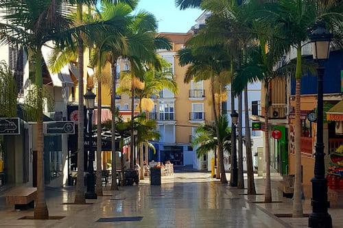 Отдых в Испании на Коста дель Соль Бенальмадена