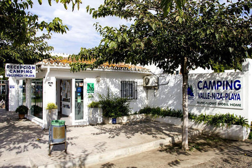 Кемпинг Коста дель Соль Валле Низа Испания