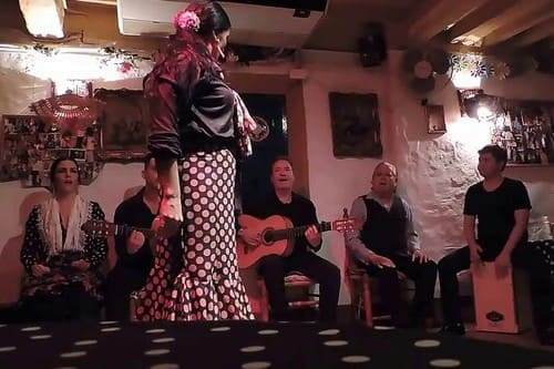 Фламенко Коста дель Соль Испания