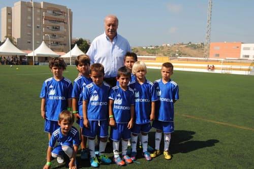 Детский футбольный лагерь Эстепона