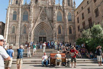 Тур Мадрид Барселона