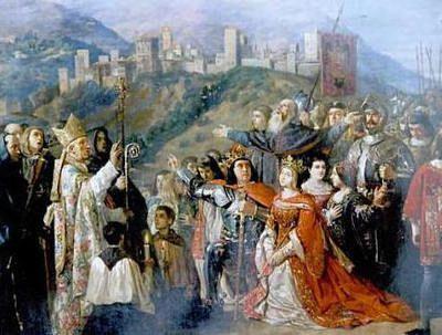 Гранада католические короли
