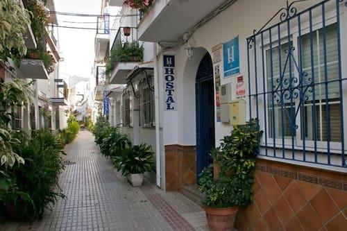 Недорогие отели Испании Коста дель Соль