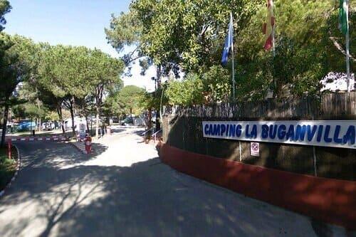 Кемпинг Коста дель Соль Ла Буганбилья Марбелья Испания