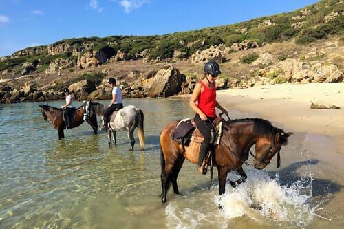 Конный спорт в Испании Тарифа