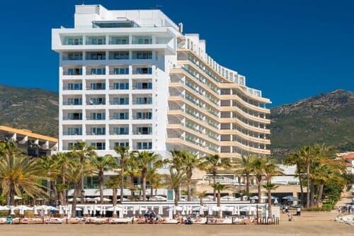 Гостиничная сеть отели Фуерте Амаре Марбелья Испания