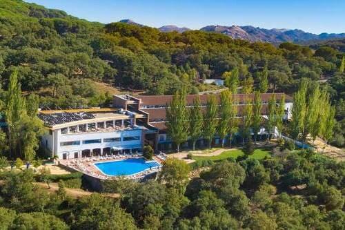 Гостиничная сеть отель Фуерте Грасалема Испания