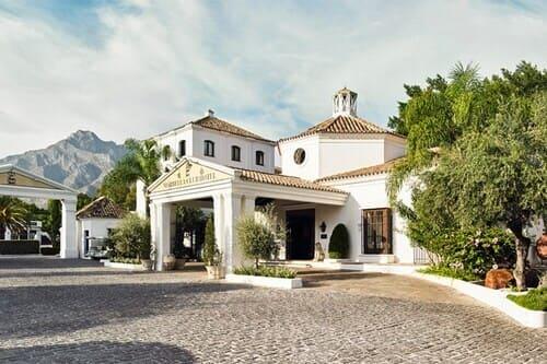Испания отели на Коста дель Соль 5 звезд