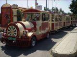 Туристический поезд Бенальмадена