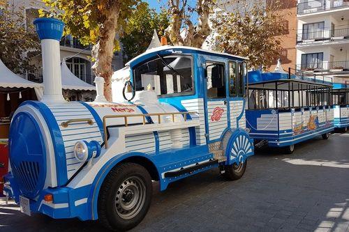 Экскурсионный туристический поезд на Коста дель Соль