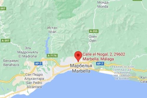 Продается вилла в Испании на Коста дель Соль Марбелья