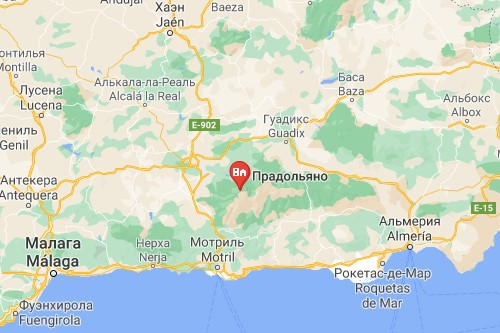 Горнолыжный курорт в Испании Сьерра Невада