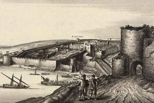 Танжер Марокко 17 век