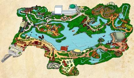 Волшебный остров Севилья