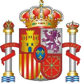 Испания. Герб Испании