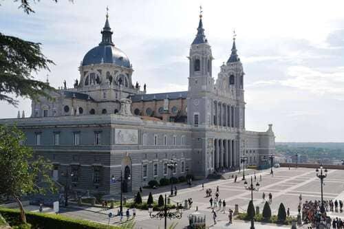 Экскурсии Мадрид Экскурсия по старому Мадриду