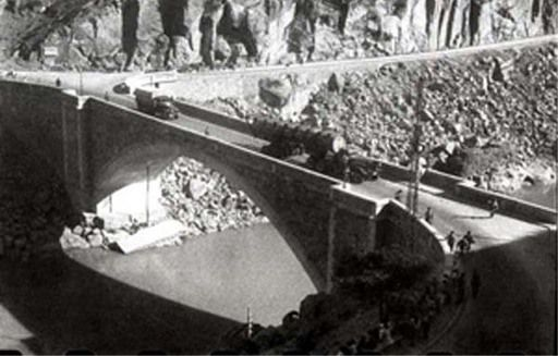 Долина павших доставка Хуанелос из Толедо