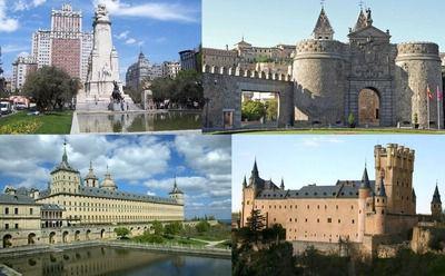 Экскурсии в Мадриде