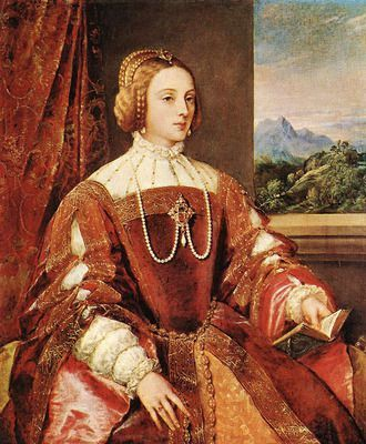 Изабель Португальская королева Испании
