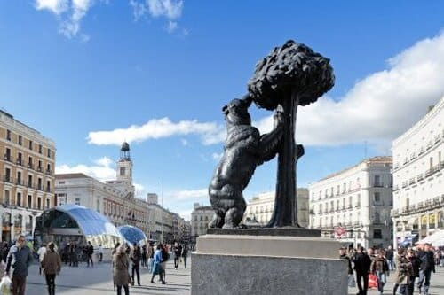 Экскурсии Мадрид Обзорная экскурсия Мадрид панорамный