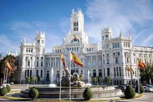 Обзорная экскурсия Мадрид панорамный