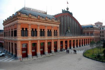 Вокзал Аточа Мадрид