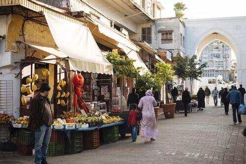 Групповая экскурсия Танжер Марокко