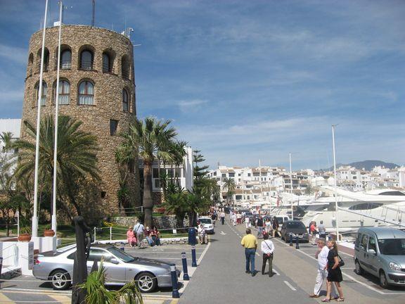 Тур Испания Барселона