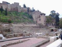Малага Римский театр