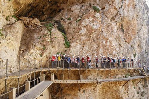 Королевская дорожка на Коста дель Соль Испания