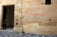 Малага музей Пикассо