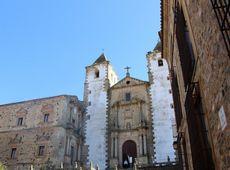Церковь святого Франсиска Ксаверия Касерес