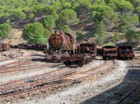 Горная железная дорога Рио Тинто