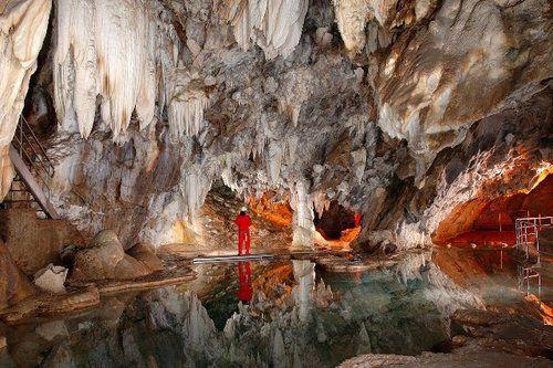 Севилья экскурсии в Арасену и пещеры Арасена