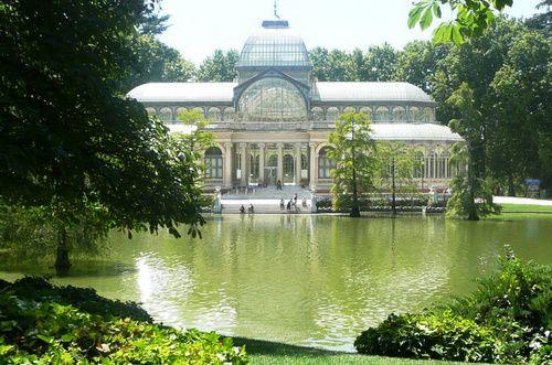Севилья парк Марии Луизы