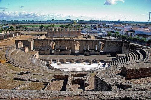 Севилья экскурсии в Италику