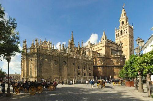 Индивидуальная экскурсия в Севилью из Малаги